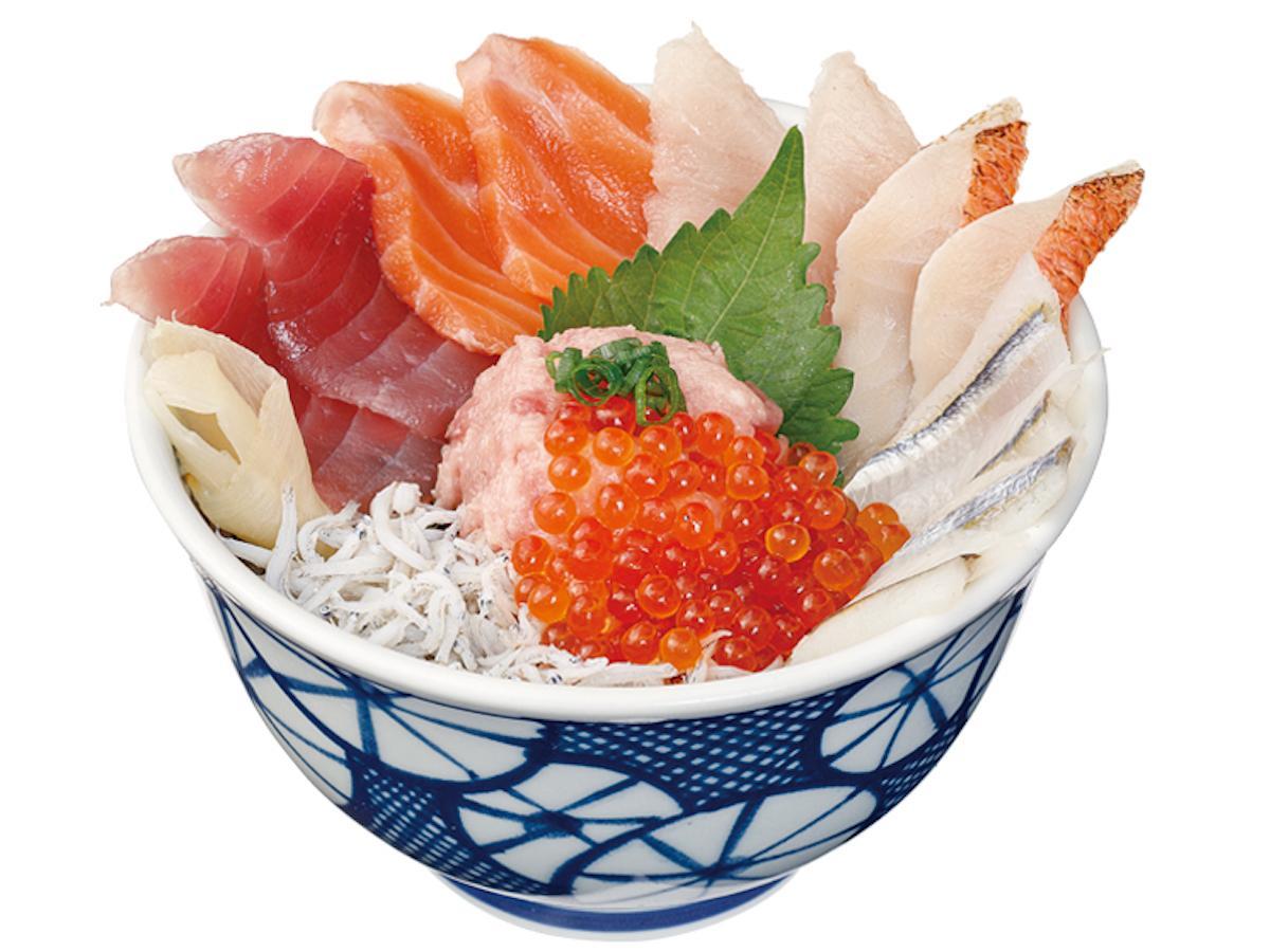 「特盛 上海鮮丼」