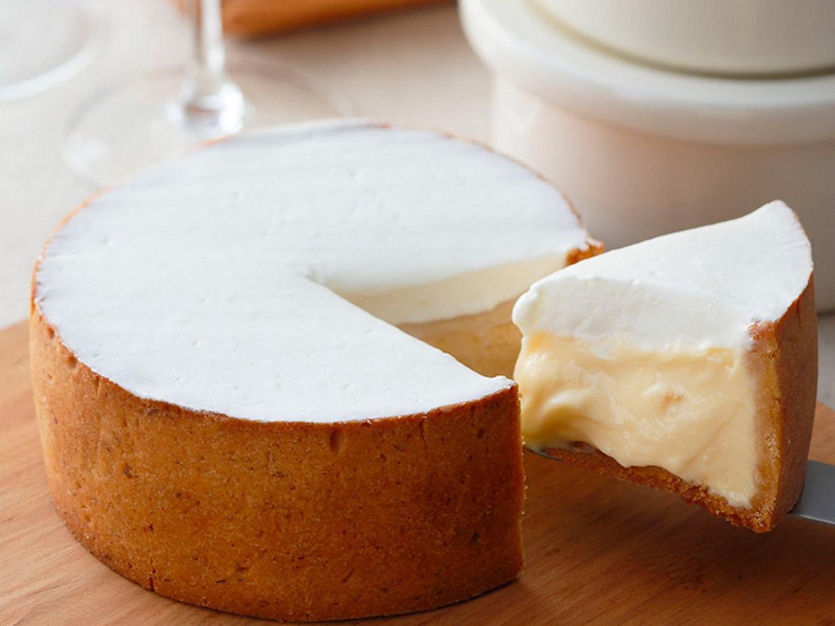 シーキューブ「北海道チーズフォンデュケーキ」