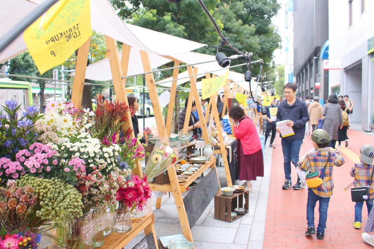 「IKEBUKURO LIVING LOOP」過去開催時の様子