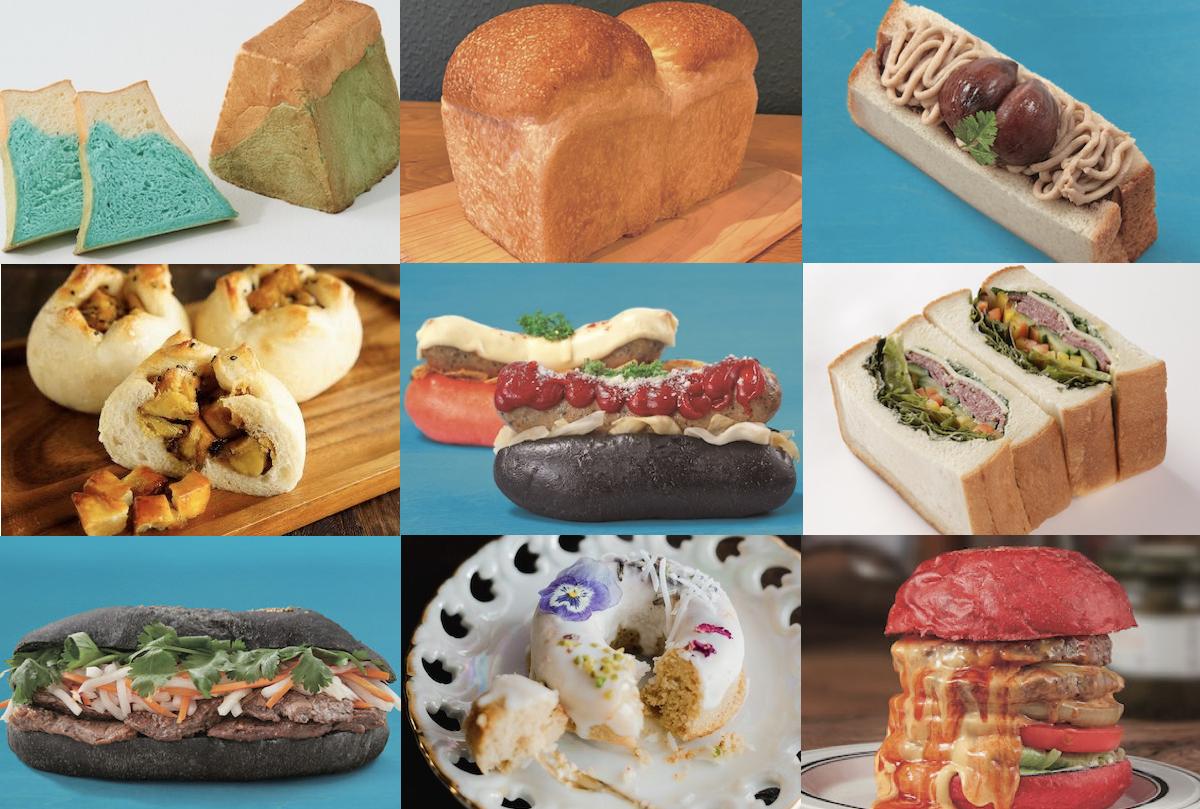 「第6回IKEBUKUROパン祭」で販売するパン