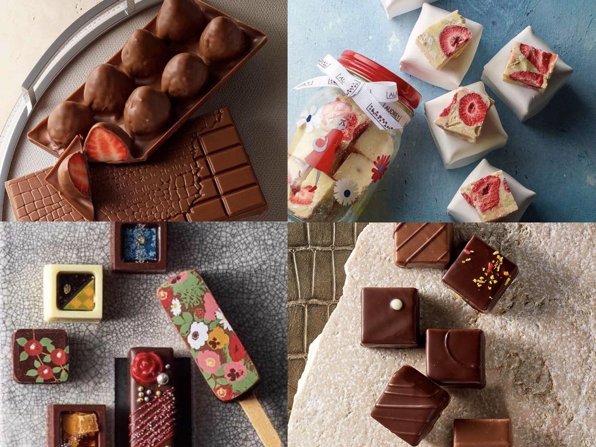 販売しているチョコレート