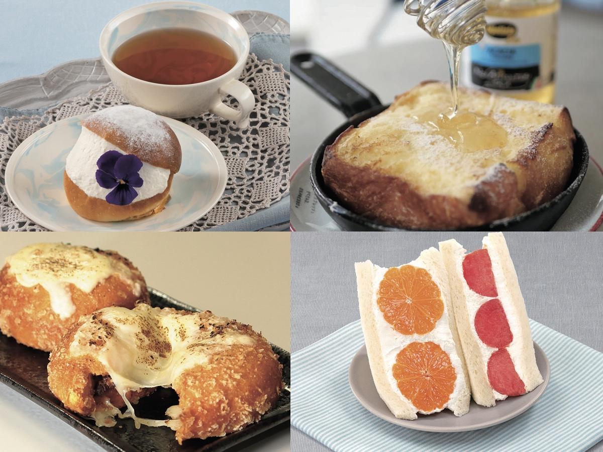 東武池袋で「IKEBUKUROパン祭」 世界各国のパン・ご当地パン特集なども