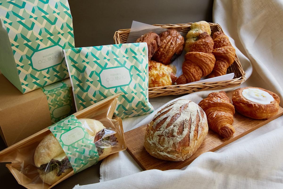 「オキーニョ」のパン