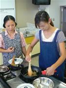 マクロビオティック料理教室「海苔ふわ玄米ごはん」-志摩で開催