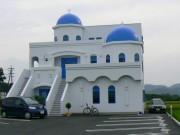 エーゲ海に浮かぶサントリーニ島に建つ教会が伊勢に!?-レストラン開店