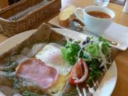 伊勢にフランス郷土料理「ガレット」専門店-ミシュラン三ツ星シェフも太鼓判