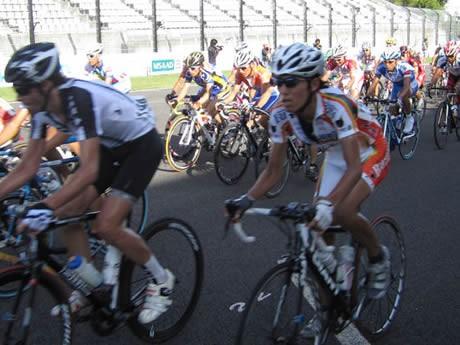 自転車ロードレース「ツール・ド・三重」-来春早々スタート、県内で6戦開催(写真はイメージ)