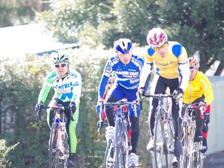自転車ロードレース「ツール・ド・三重」開幕、初戦は合歓の郷内のコースで