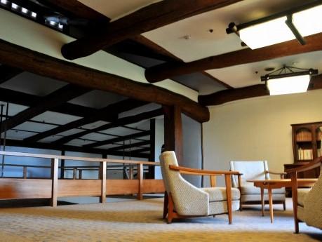 建築家・村野藤吾さん設計の「志摩観光ホテル」開業60周年記念で旧館を特別公開