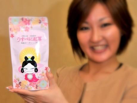 緑茶用茶葉を発酵させ紅茶に-伊勢の企業、女性向け土産として商品化