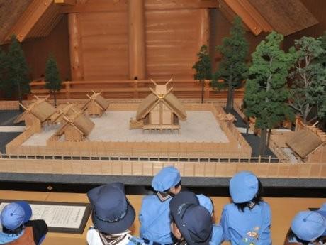外宮「せんぐう館」オープン-伊勢神宮の「形」ではない「目に見えないもの」を展示