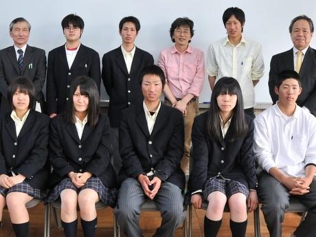 磯野貴理子さんの母校・南伊勢高校に「まちづくりクラブ」発足-県内初