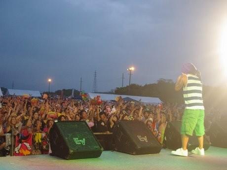 「志摩レゲエ祭」に5000人の観客熱狂