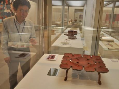 古代の「赤色」についてイマジネーションを膨らませる-斎宮歴史博物館で企画展