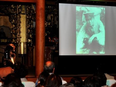 伊勢出身の詩人・竹内浩三の誕生祭-未公開エピソードも(写真は過去に開催された誕生祭の様子)
