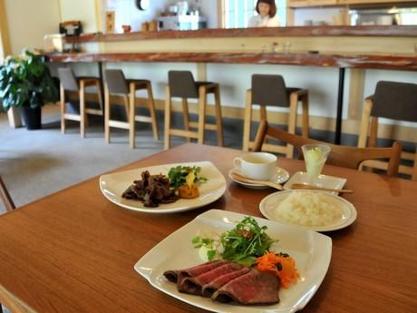 特産松阪牛の肥育農家が一軒家レストラン「お肉料理カフェ まつもと」オープン