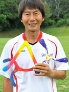 ブーメラン日本記録保持者・志摩出身の濱口雅也さん-来春、世界大会へ
