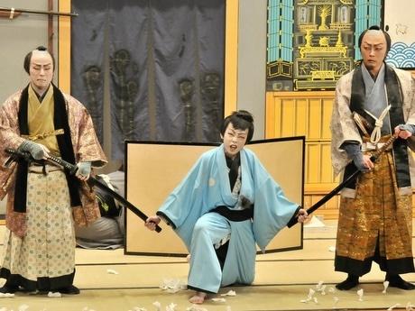 400年以上続く志摩の文楽と250年以上続く岐阜県郡上の歌舞伎がコラボ