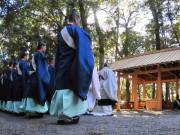 ヤマトタケルの叔母「倭姫命」祭る「倭姫宮」で遷御の儀-奉祝コンサートも