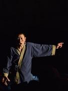 伊勢でできた脚本「木挽きのほほえみ」、俳優・串間保さんが伊勢で一人芝居