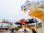 志摩スペイン村に新アトラクション「3歳児のジェットコースターデビューに」