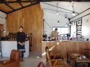 伊勢市にコーヒー専門店「NaYA coffee」 農機具納屋をリフォーム