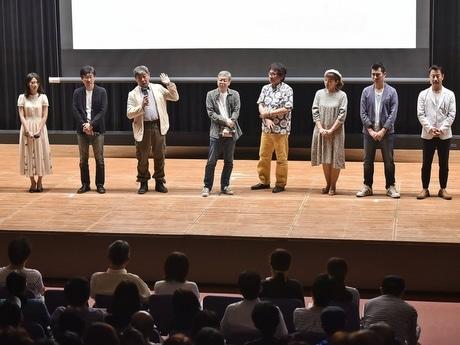 映画「スクール・オブ・ナーシング」志摩出身プロデューサー追悼上映会