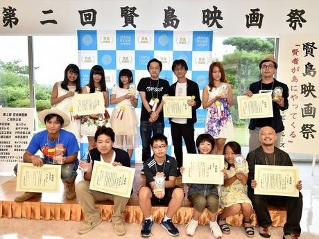 志摩・賢島で「賢島映画祭」 地域主役型映画6作品一堂に (写真は第2回賢島映画祭の様子)