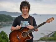 南伊勢町出身の新人歌手「翔大」さん CD発売記念地元ライブに600人