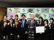 志摩で真珠を生産する「立神真珠養殖組合女性部」三重県代表に 真珠をPR