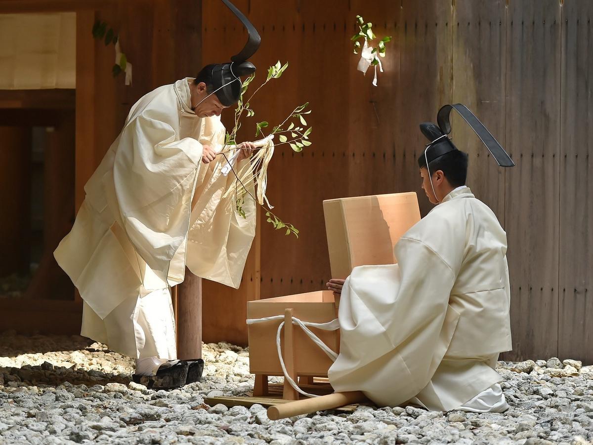 伊勢神宮125社で「風日祈祭」 風の神様に五穀豊穣を祈願する祭典