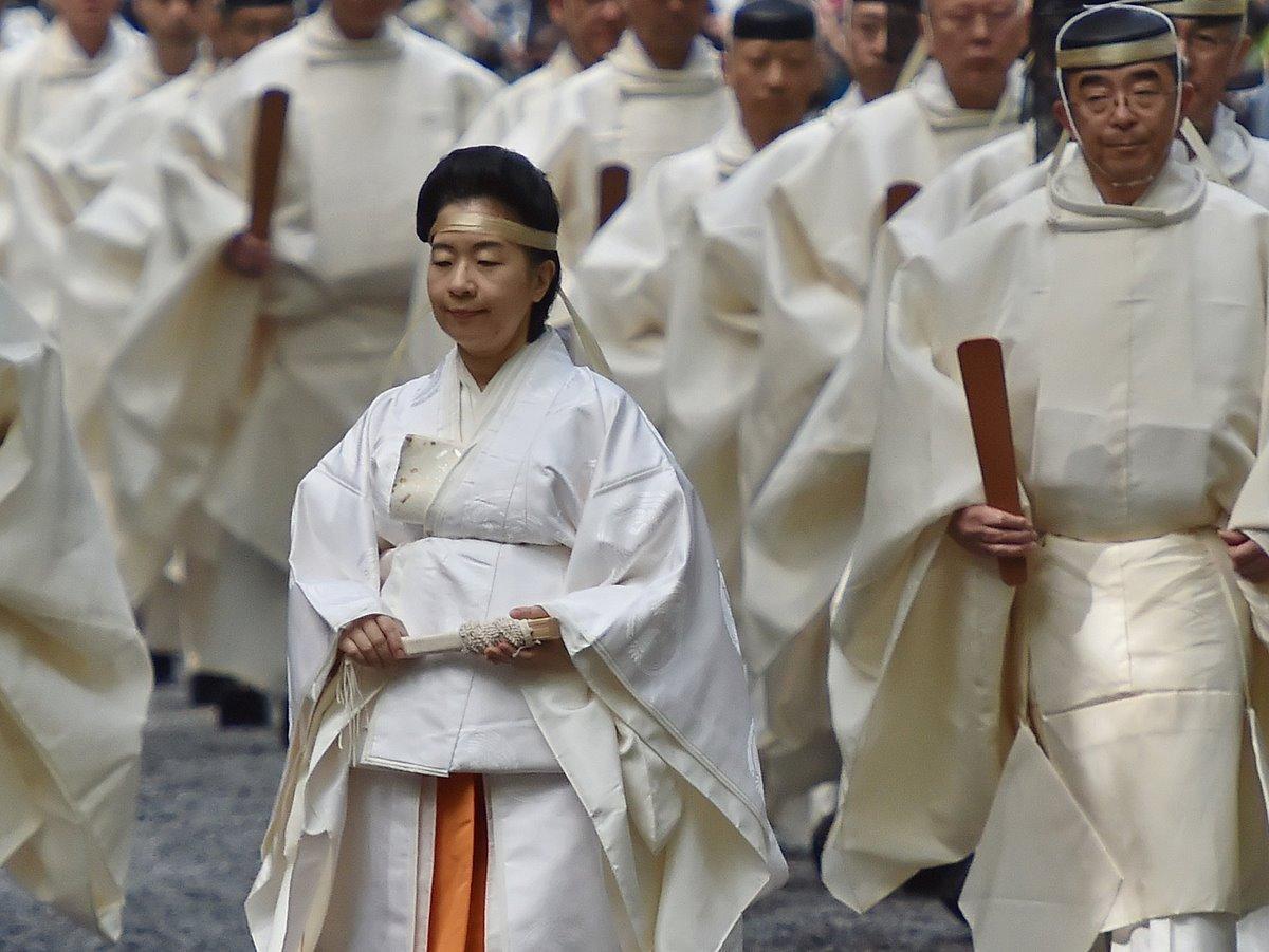 伊勢神宮で最も重要な祭典「神嘗祭」 内玉垣には天皇陛下お手植えの稲穂も