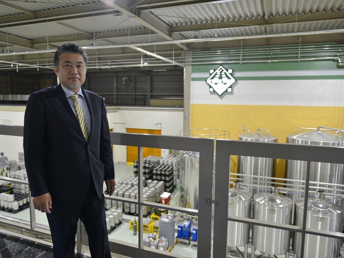 伊勢角ビールが新工場 クラフトビール人気でさらに拡張予定
