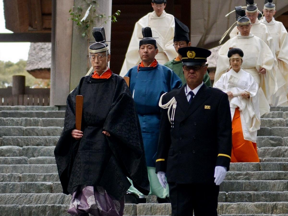伊勢神宮に天皇陛下の退位とその期日を奉告 神宮2000年史上初の祭典