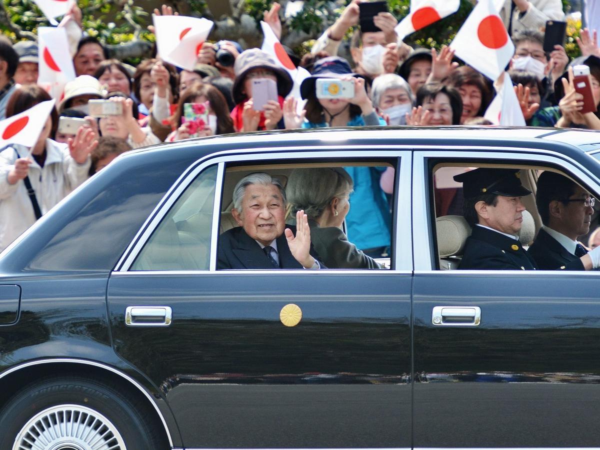 天皇皇后両陛下、神宮参拝後賢島の「志摩観光ホテル」に5回目のご宿泊(写真=泊正徳)