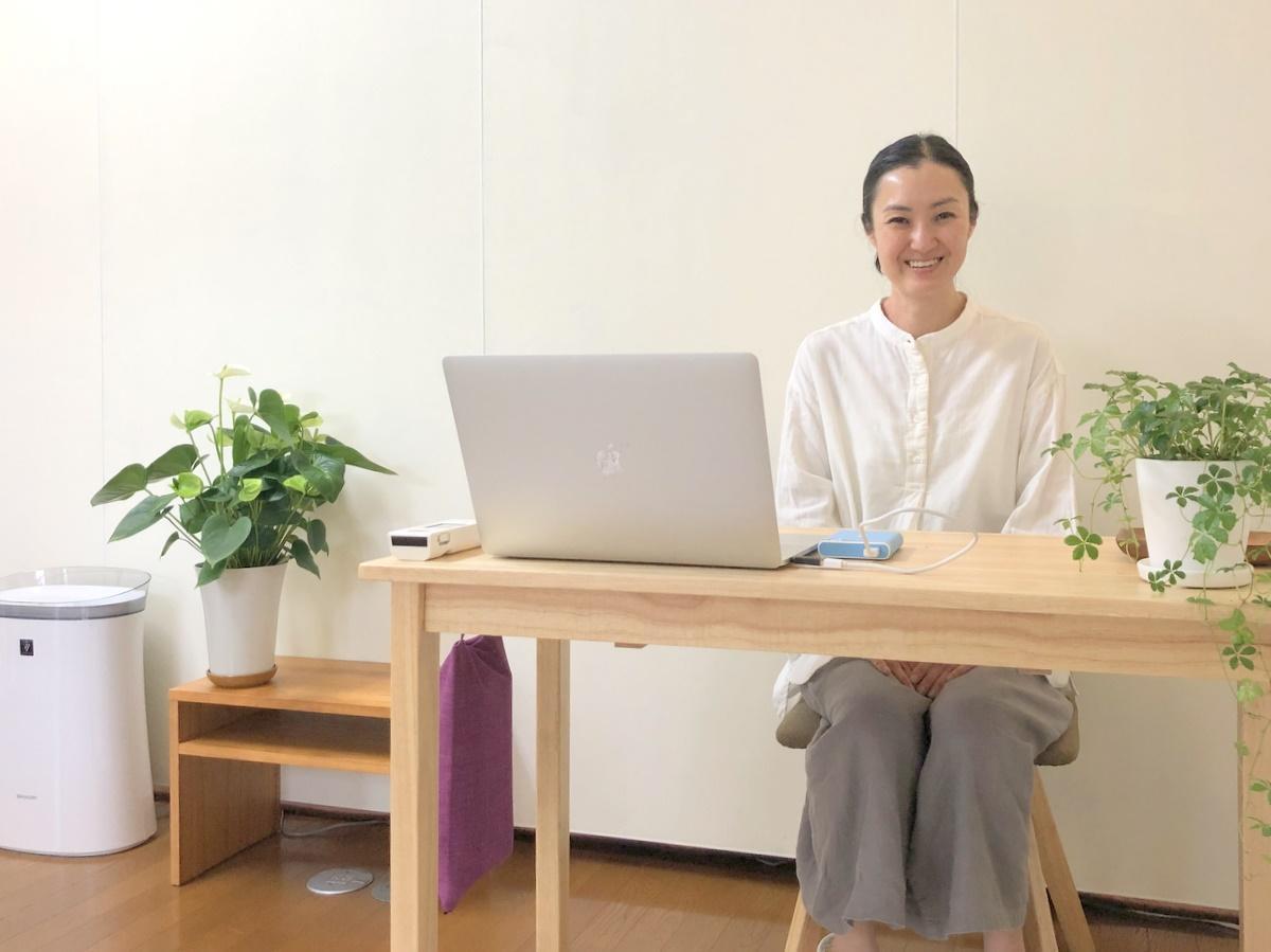 伊勢神宮近くに移住し起業、リラクゼーションサロン「いせ桃花院」開業