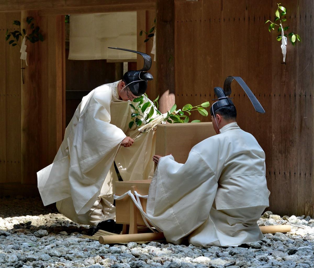 伊勢神宮125社で「風日祈祭」 風の神様に感謝しさらなる五穀豊穣を祈願