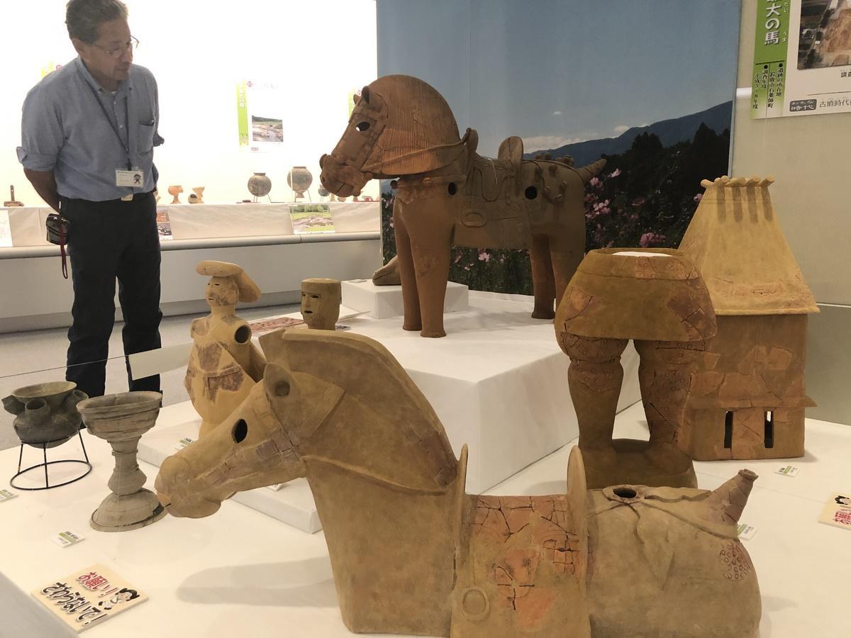 三重県内の公共工事で出土したお宝展示「しっかりとした発掘調査の成果」 斎宮歴史博物館