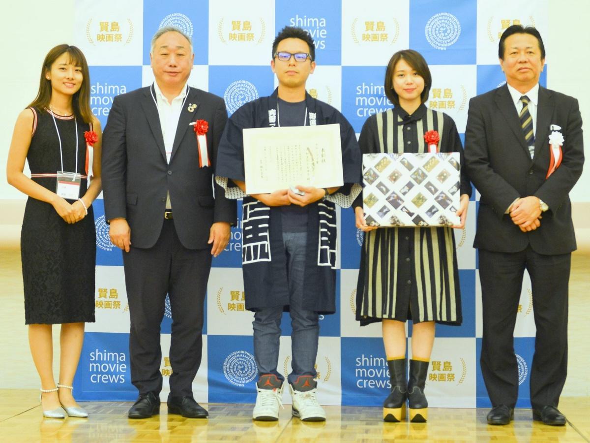 第5回「賢島映画祭」 グランプリは高松市を舞台に描いた「いただきガール」