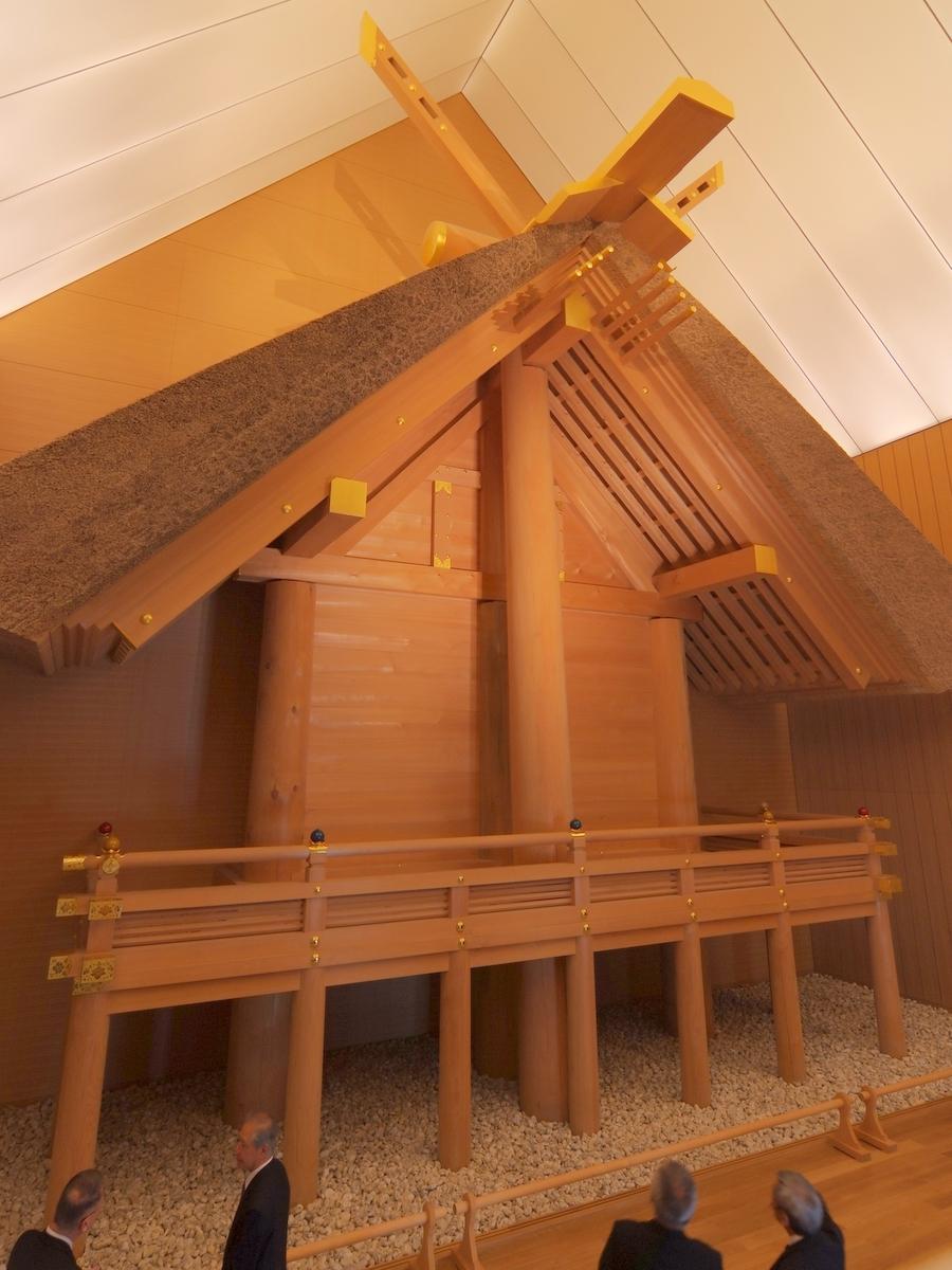 伊勢神宮外宮「せんぐう館」が再開 2017年の台風21号で浸水(撮影=岩咲滋雨)