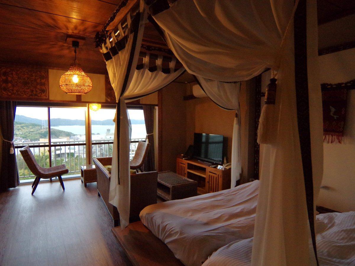鳥羽市安楽島町にバリ風リゾートホテル「Sayaの風」 酒類もオールインクルーシブ