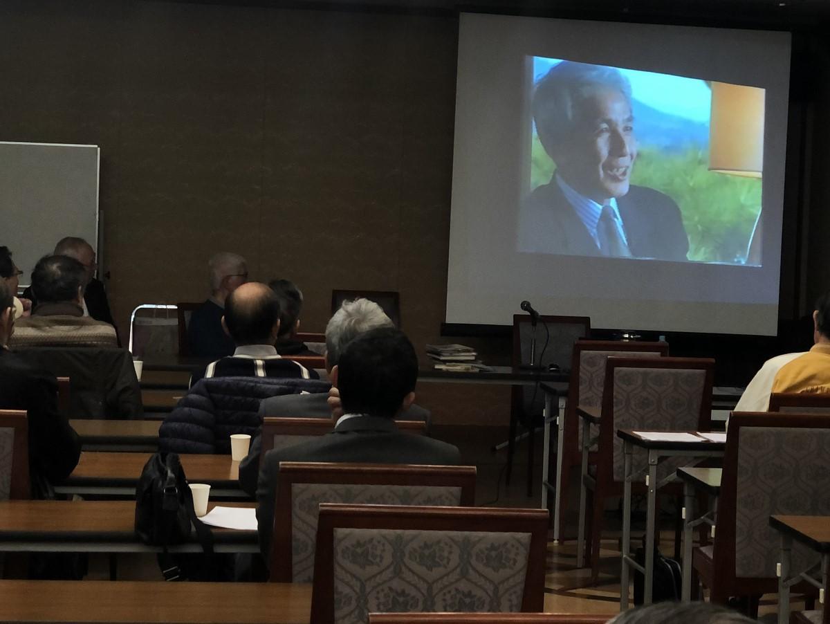元志摩観光ホテル総料理長・高橋忠之さんをしのぶ会 賢島大学で臨時講座