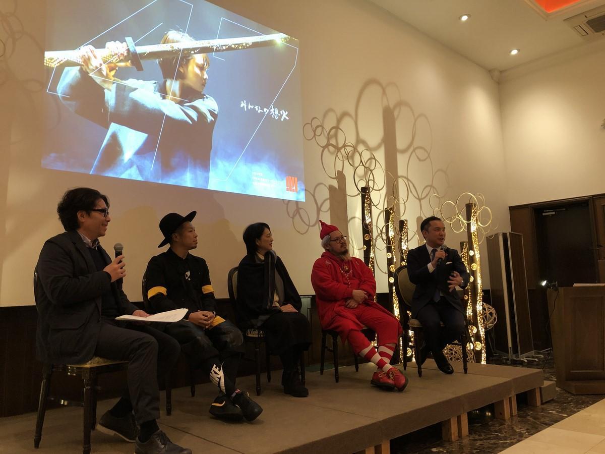 伊勢で「みんなの想火プロジェクト」キックオフ 五輪開幕前夜に日本全国で竹あかり