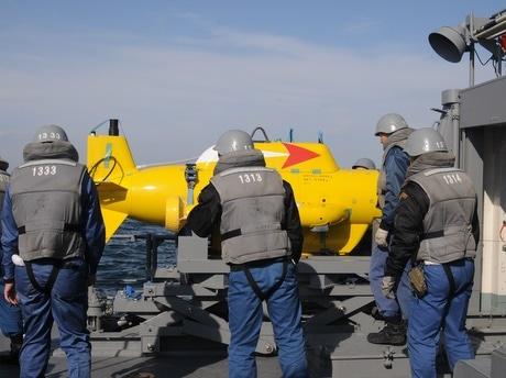 【科学】日本とフランス、機雷の探知技術で共同研究へ...日仏が防衛装備品で共同研究するのは初 ->画像>10枚