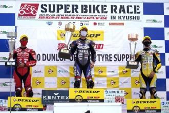伊勢の2輪チーム「アケノスピード」南本宗一郎選手、全日本ロードレース年間3位に