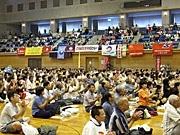 教科書検定意見撤回を求める八重山郡民大会-3,500人参加