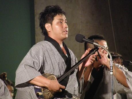 石垣市で「とぅばらーま大会」開催。最優秀賞は前花啓允さん。
