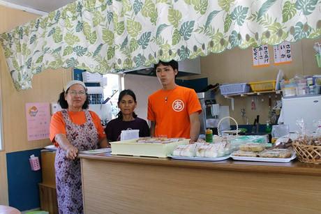 石垣に総菜と韓国グッズを扱う「あじゅんま」開店
