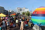石垣港で「みなとまつり」多彩に-船上ライブなど2日間にわたり盛況