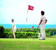手ぶらでゴルフ1ラウンド付き宿泊プラン、ANAインターコンチ石垣が発売